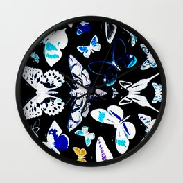 Metamorphosed Wall Clock