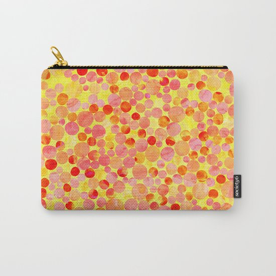 Confetti Pattern 03 Carry-All Pouch