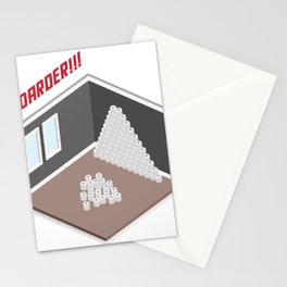 Hoarder!!! (2020) Stationery Cards