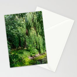 Weeping Willow Tree Stationery Cards