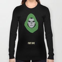 Dr. Doom - Foot Dive Long Sleeve T-shirt