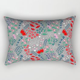Earth Laughs in Flowers Rectangular Pillow