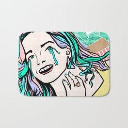 Pop Art - Quarter Life Crisis Bath Mat