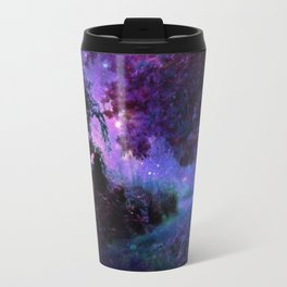 Fantasy Path Purple Travel Mug