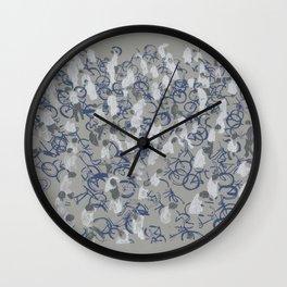 Too Too Many Wall Clock