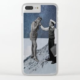 Higher Clear iPhone Case