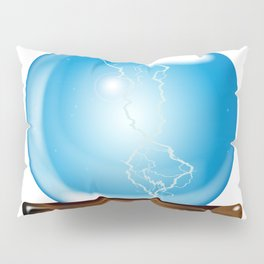 Crystal Gazing Pillow Sham