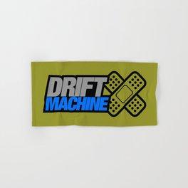 Drift Machine v6 HQvector Hand & Bath Towel
