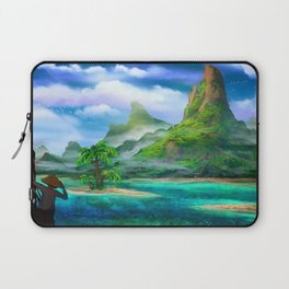 Treasure Island Laptop Sleeve