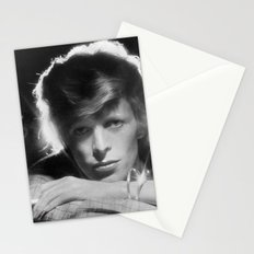 DAVID BOWIE 1975 Stationery Cards