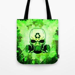 Earth Day Guerrilla Warrior Tote Bag