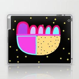 Winter Spotty Pattern Laptop & iPad Skin