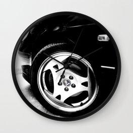 Aero Wheel, Saab 9-5 Wall Clock