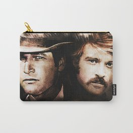 Butch and Sundance Carry-All Pouch