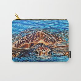 """Honu"" Carry-All Pouch"