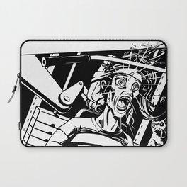 Screamer Pillow Laptop Sleeve