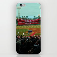 2014 Red Sox Opening Day - 2013 World Series Champions! iPhone & iPod Skin