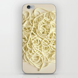 Spaghetti iPhone Skin