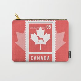 CANADA WEIM STAMP Carry-All Pouch