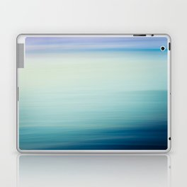 I Love the Sea Ombre Abstract Laptop & iPad Skin