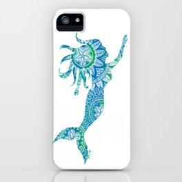 Mer-mazing Mermaid! iPhone Case