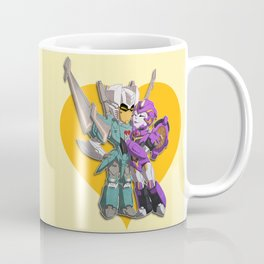 Science Dorks (with mask) Coffee Mug