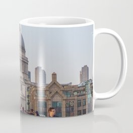 St. Paul's Cathedral at Dusk Coffee Mug