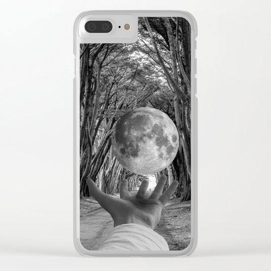 Save it Clear iPhone Case
