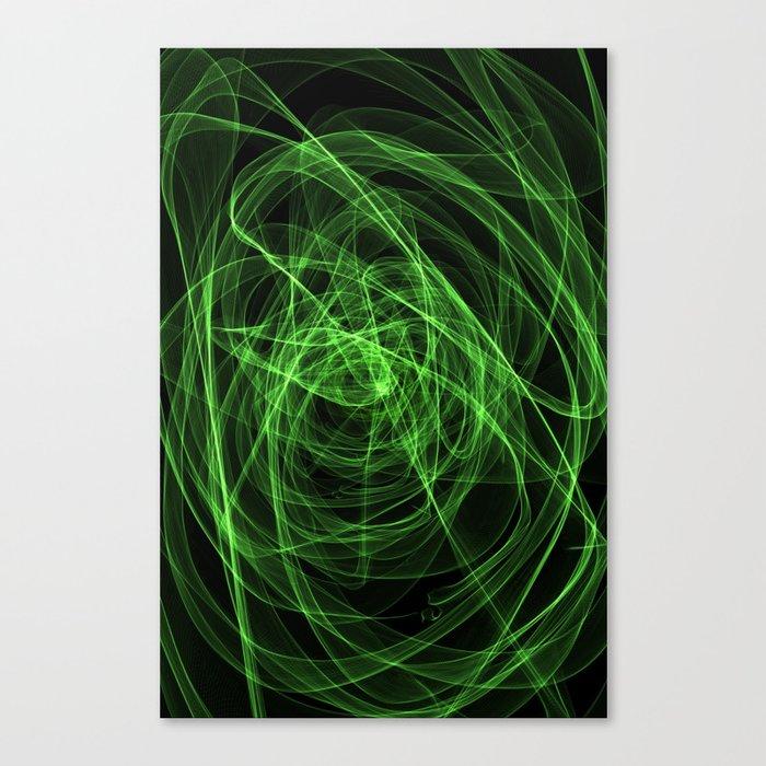 Summer lines 15 Canvas Print