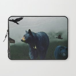 The Sacred Trail of the Great Bear Laptop Sleeve