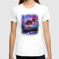 trip T-shirts featuring Space trip. by Viviana Gonzalez