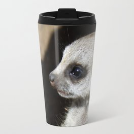 Meerkat_20170912_by_JAMFoto Travel Mug