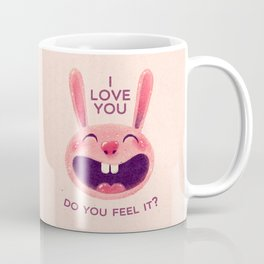 Bunny with love Coffee Mug