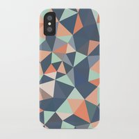 southwest iPhone & iPod Cases featuring Southwest Tris by Beth Thompson