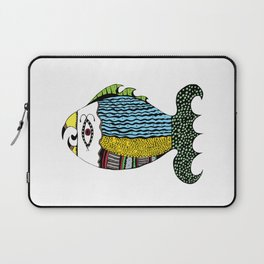BORNEO PAROT FISH Laptop Sleeve