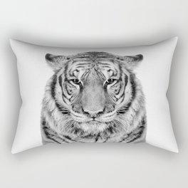 African Tiger Rectangular Pillow