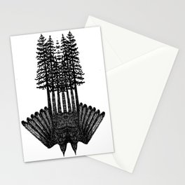 Take a flying leap Stationery Cards