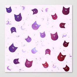 Sailor Moon Luna Canvas Print