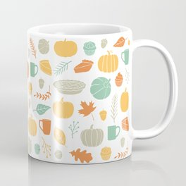 Fall Favorites Coffee Mug