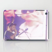 liam payne iPad Cases featuring Liam Payne by Halle