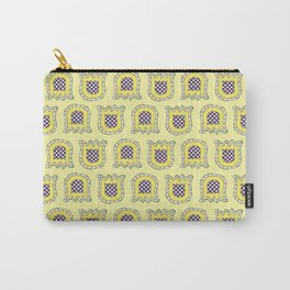 Topsy Turvy Tulips Carry-All Pouch