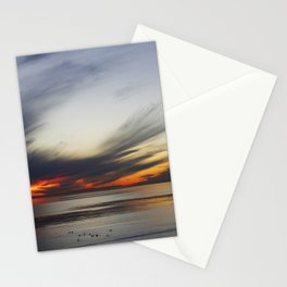 Surfers In Wait Stationery Cards
