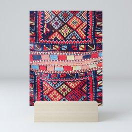 Jaff Khorjin Kurdish West Persian Bag Print Mini Art Print