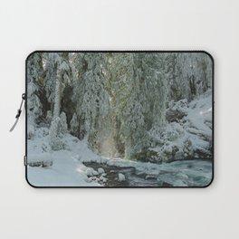 Wanderlust Wonder  - Nature Photography Laptop Sleeve