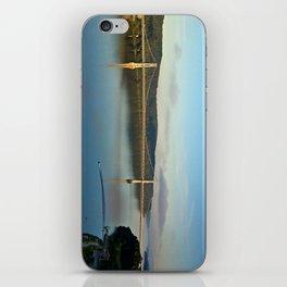 Brige over the Hudson iPhone Skin