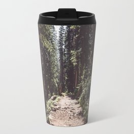Entering the Wilderness - Landscape and Nature Photography Travel Mug