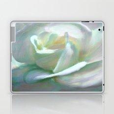 Painterly Iridescent Rose Laptop & iPad Skin