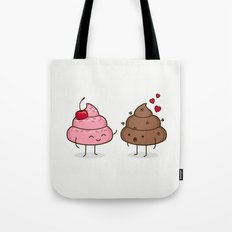 Love Sucks - Cute Doodles Tote Bag