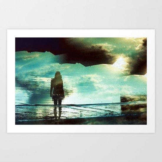 In Return Art Print