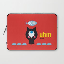Uhm...Cat Laptop Sleeve